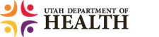 Utah Department of Health Logo