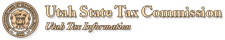 Utah State Tax Commission Logo