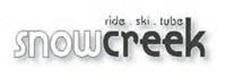 Snowcreek Logo