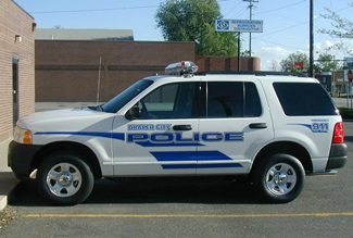 Police Decals